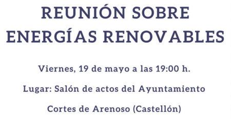 20170519 Renovables Cortes Arenoso RECORTE