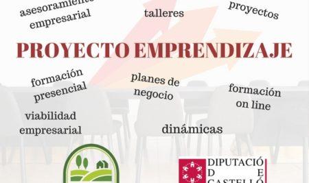 2ª edición del Proyecto Emprendizaje: Aprendiendo a emprender.