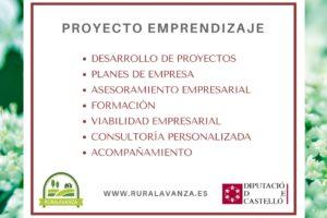Emprendizaje, tutorización proyectos