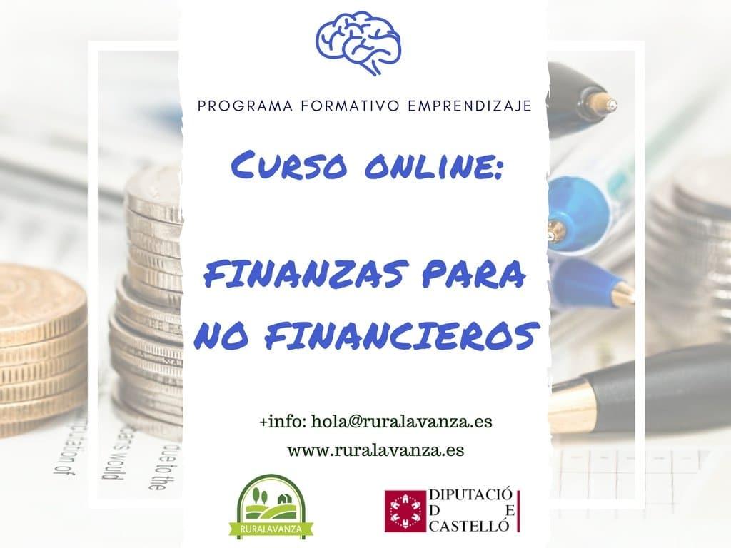 Curso online: Finanzas para no financieros