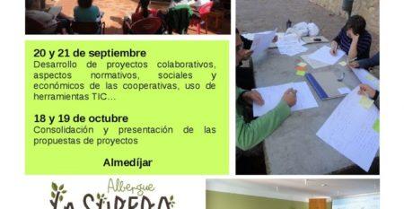 cartel-jornadas Canopia cooperativismo