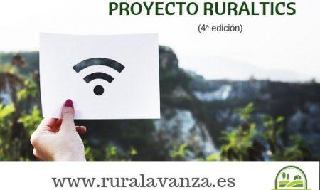 PROYECTO RURALTICS, 4ª edición.