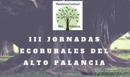 III JORNADAS ECORURALES DEL ALTO PALANCIA