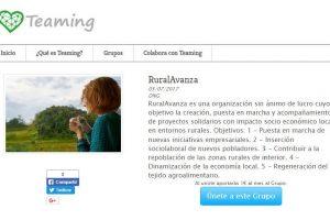 teaming ruralavanza