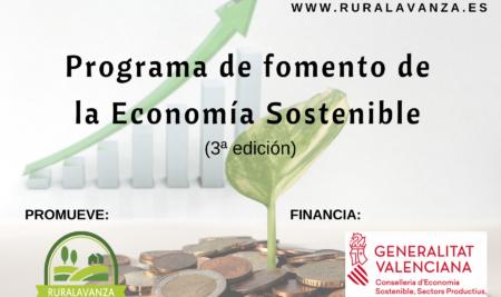 Formación online gratuita sobre Economía Sostenible.