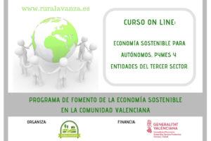 Imagen curso economía sostenible