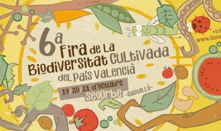 Programación VI Feria de la Biodiversidad Cultivada- Segorbe
