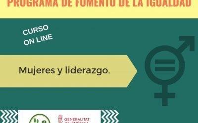MATRÍCULA CERRADA – Curso online: Mujeres y liderazgo