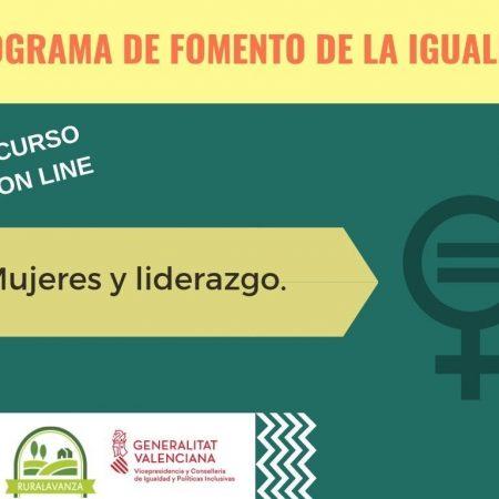 Curso online: Mujeres y liderazgo