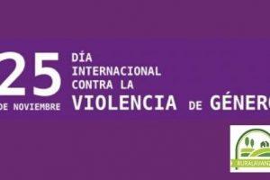 2019 Ruralavanza Día violencia género